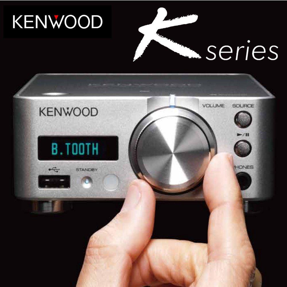 ケンウッド USB-DAC搭載フルデジタルプリメインアンプKENWOOD KA-NA7