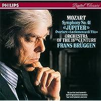"Symphony 41 "" Jupiter "" / Clemenza Di Tito Overtur"