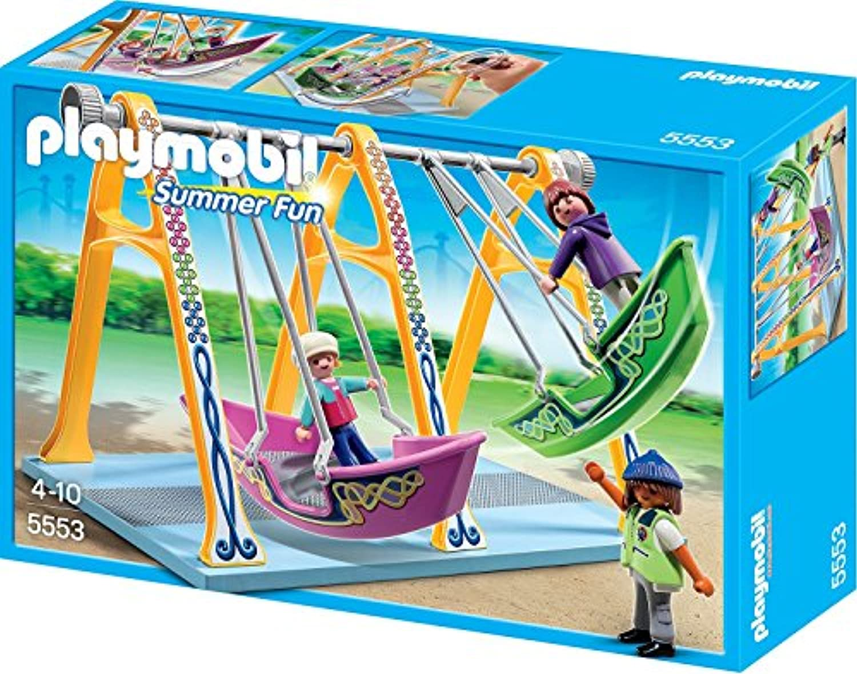 Playmobil(プレイモービル) スイングボート ブランコ 5553 [並行輸入品]