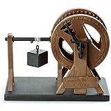 Academy 18175 Davinci Leverage Crane Model Kit
