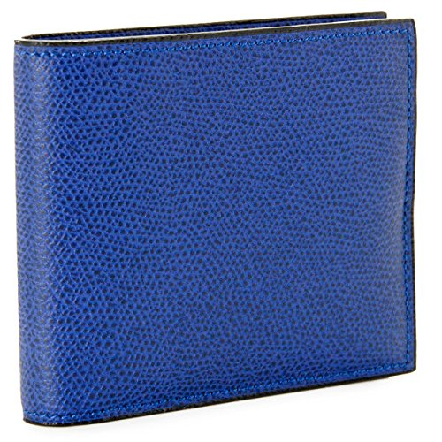 Valextra(ヴァレクストラ) 財布 メンズ グレインレザー 2つ折り財布 ロイヤルブルー V8L04-028-00RO[並行輸入品]