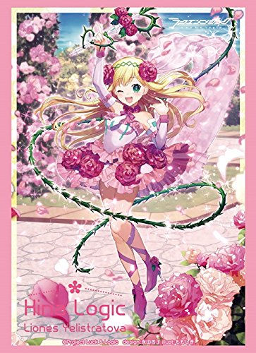 ラクエンロジック スリーブコレクション Vol.19 ラクエンロジック『花畑のお姫様 リオン』
