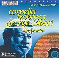 TABORI,GEORGE - * GEORGE TABORI: Insomnia (1 CD)