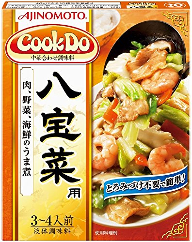 味の素 Cook Do 八宝菜用 140g