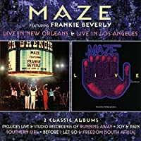 Live in New Orleans / Live in Los Angeles: Deluxe by FRANKIE MAZE / BEVERLY