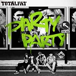 PARTY PARTY(初回生産限定盤)(DVD付)