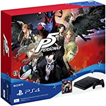PlayStation 4 Persona5 Starter Limited Pack(CUH-10012)