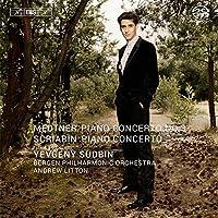 Scriabin:Piano Concerto [Yevgeny Sudbin; Bergen Philharmonic Orchestra, Andrew Litton] [BIS: BIS2088] by Yevgeny Sudbin