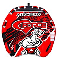 AIRHEAD G-Force 3人乗り トーイングチューブ Inflatable Towable