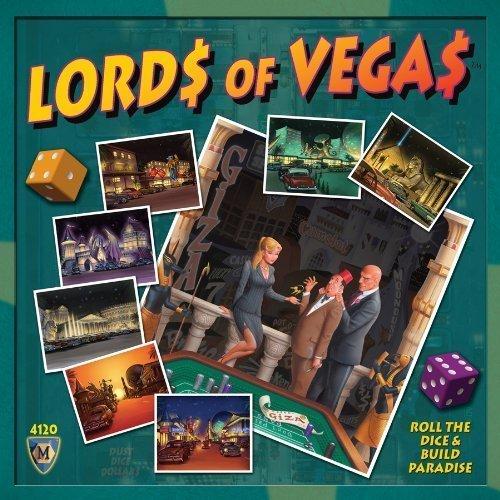ベガスの帝王 Lords of Vegas 並行輸入品
