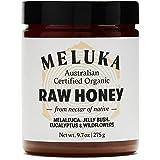 Meluka Australia Natural メルーカ100%ピュアプレミアム無濾過オーストラリア天然純粋ハチミツ