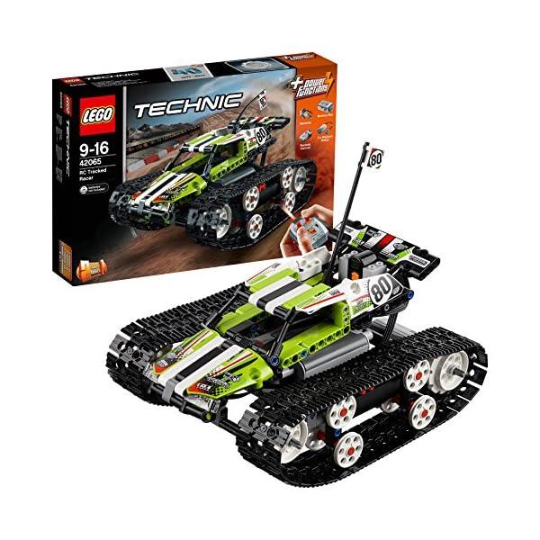 レゴ (LEGO) テクニック RCトラックレー...の商品画像
