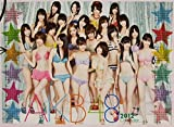 AKB48 オフィシャルカレンダーBOX 2012 付録 水着ポスターカレンダー