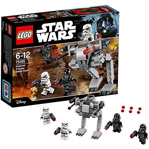 """レゴ (LEGO) スター・ウォーズ バトルパック""""インペリアル・トルーパー"""" 75165"""
