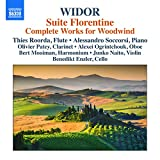Widor: Suite Florentine Complete Works for Woodwind