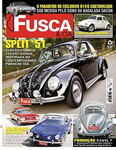 Fusca & Cia ed.88 (Portuguese Edition)
