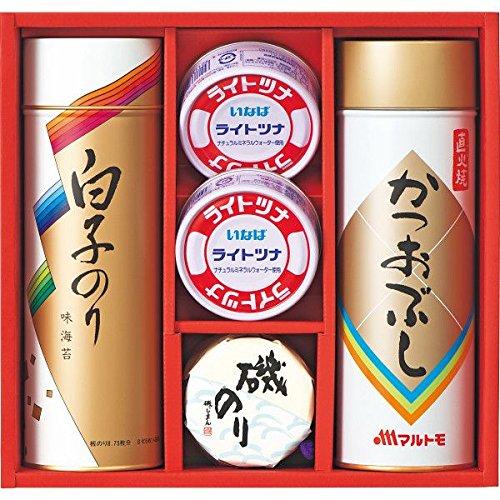 のり茶漬・かつおぶし・瓶詰・缶詰セット SIT-25 17-0515-037