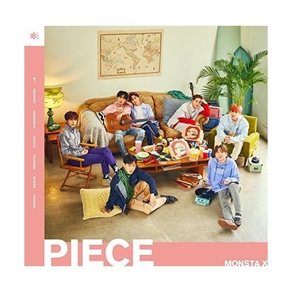 PIECE(初回限定盤A)(DVD付)の商品画像