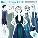 Daily Dress 2019 Calendar: 365 Days of Fashion and Style from the Costume Institute
