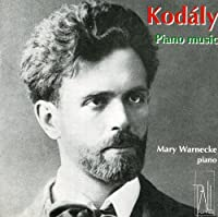 Kodaly: Piano Music