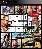 グランド・セフト・オートV 【CEROレーティング「Z」】 (「特典」レッドシャークマネーカード(「GTAオンライン」マネー$10万)DLCのプロダクトコード 同梱) - PS3