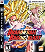 Dragon Ball: Raging Blast (輸入版:北米) - PS3