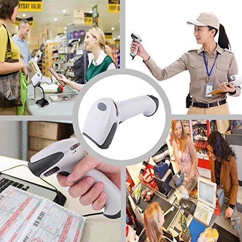 『BEVA バーコードリーダー USB バーコードスキャナー ハンドヘルド 設定不要 高速読み取り 店舗・オフィス・物流・倉庫・図書館などに適用』の6枚目の画像