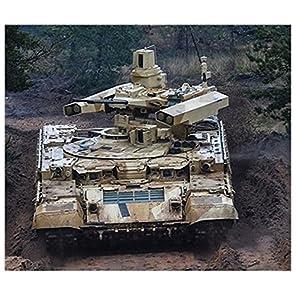 ズベズダ 1/35 ロシア軍 BMPT-72 ターミネーター2 火力支援戦闘車 プラモデル ZV3695