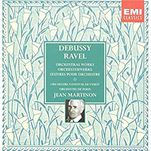 Debussy/Ravel:Orchestral Works