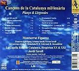 Cancons De La Catalunya Mil/Lenaria-Planys & Llege