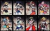 クロスアンジュ 天使と竜の輪舞 [Blu-ray] 全8巻セット [マーケットプレイス Blu-rayセット]