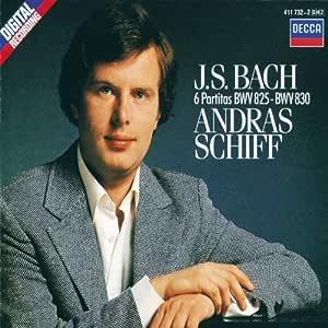 Bach;6 Partitas