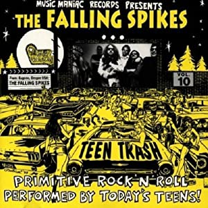 Vol. 10-Teen Trash from Eugene Or