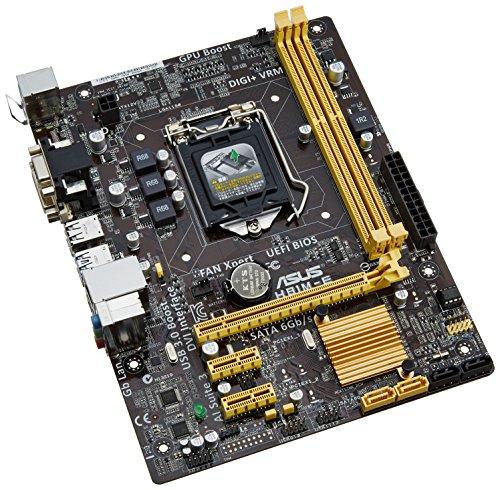 ASUSTek Intel H81チップセット搭載 LGA1150 Micro ATX マザーボード H81M-E