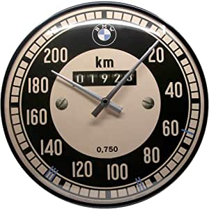 Wunderlich / ワンダーリッヒ Bmw Speedometer Wall Clock - Nostalgic Art | 25320-102