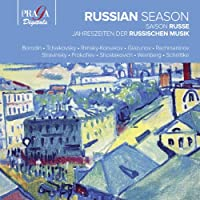 Russian Season-a Russian Music Sampler