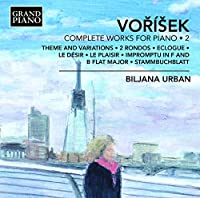 Vorisek: Complete Works for Pi
