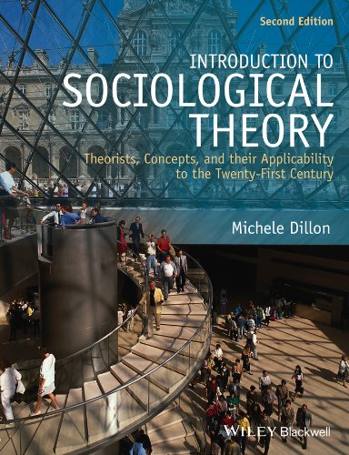 Download Introduction to Sociological Theory: Theorists, Concepts, and their Applicability to the Twenty-First Century 111847192X