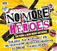 No More Heroes: 60 Punk & New Wave Anthems by Various Artists