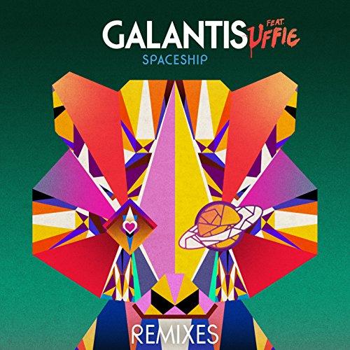 Spaceship (feat. Uffie) [Remixes]