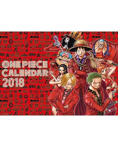 [画像:『ONE PIECE』コミックカレンダー2018 (ジャンプコミックス)]
