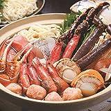 カニ鍋 海鮮鍋 しゃぶしゃぶ ギフトセット (海鮮寄せ鍋Aセット)