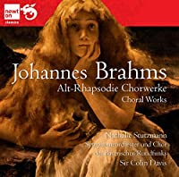 ブラームス:合唱曲集(BRAHMS, J.:ALT-RHAPSODIE CHORAL WORK)