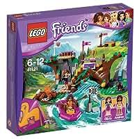"""レゴ (LEGO) フレンズ アドベンチャーキャンプ""""ラフティング"""