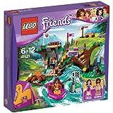 """レゴ (LEGO) フレンズ アドベンチャーキャンプ""""ラフティング"""" 41121"""