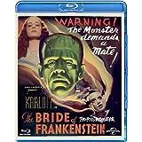 フランケンシュタインの花嫁 [Blu-ray]