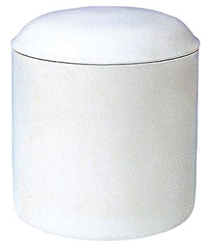 エスケー 骨壺 白並 01010 4寸