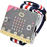Elecfreaks Microbit Smart Coding Kit for Kids BBC Micro:bit DIY Watch Basic Programming for Micro:bit Beginners and Student(W