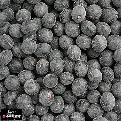 小田垣商店丹波 黒豆 飛切 - 兵庫県産 国産 黒豆の中でも大粒で柔らかい (1000g)