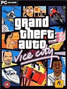 GRAND THEFT AUTO VICE CITY (AUSTRALIAN VERSION: BIG BOX)輸入版
